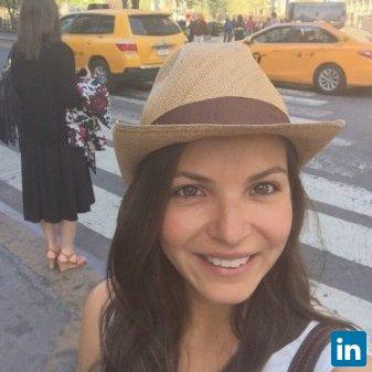 Maria Fernanda Cristo's Profile on Staff Me Up