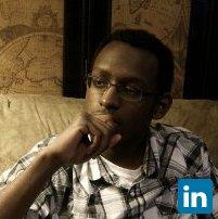 Jordan Jones Tshiona's Profile on Staff Me Up