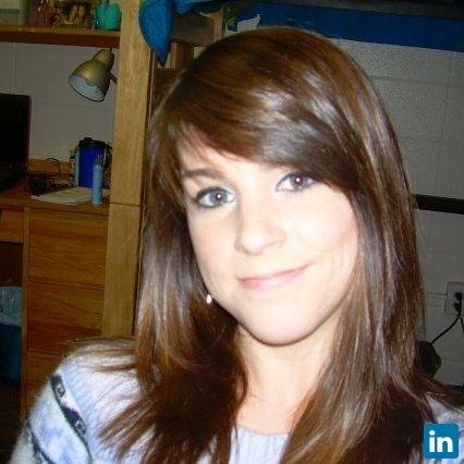 Lindsay Pilcher's Profile on Staff Me Up