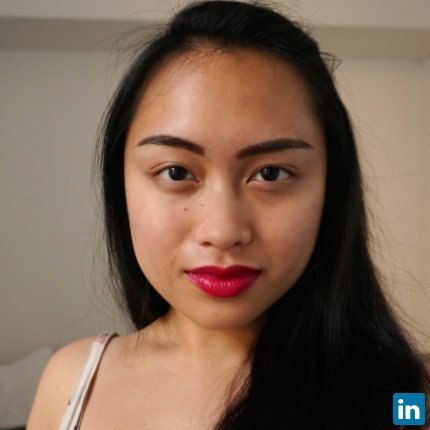 Vanessa Agovida's Profile on Staff Me Up