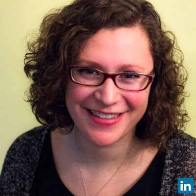 Sarah Liebman's Profile on Staff Me Up