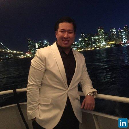 Andrew Liu's Profile on Staff Me Up