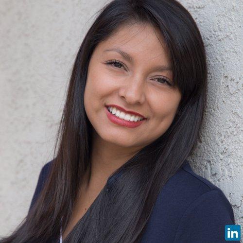 Karina G Mendez's Profile on Staff Me Up