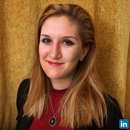 Emily Kieber's Profile on Staff Me Up