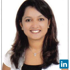 Charishma Sanjay's Profile on Staff Me Up