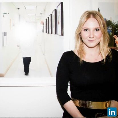 Naomi Stevenson's Profile on Staff Me Up