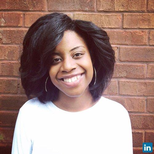 Kenya DeLouis's Profile on Staff Me Up