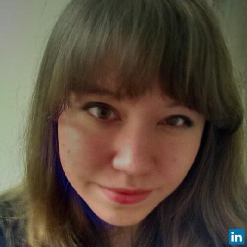 Irene Wilson's Profile on Staff Me Up