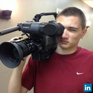 Nick Borzych's Profile on Staff Me Up