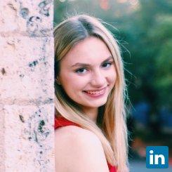 Rachel Steinkamp's Profile on Staff Me Up