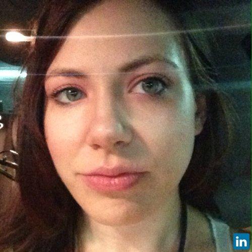 Alexandra Spinks's Profile on Staff Me Up