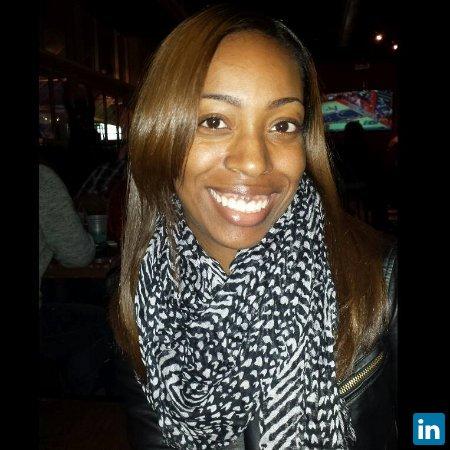 Kayla Richardson's Profile on Staff Me Up