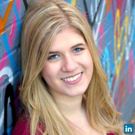 Sarah Sampino's Profile on Staff Me Up