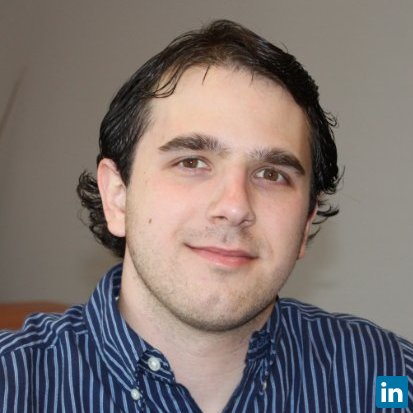 Christopher Verdery's Profile on Staff Me Up