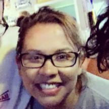 Amber Anguiano's Profile on Staff Me Up