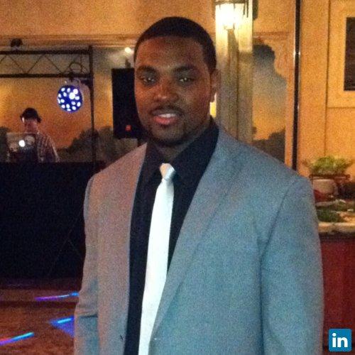 Kadeem Huggins's Profile on Staff Me Up