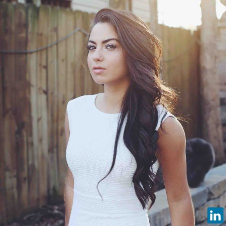Ashley Desouza's Profile on Staff Me Up