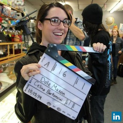 Cassie D'Agostino's Profile on Staff Me Up