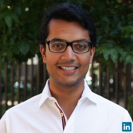Devansh Agarwal's Profile on Staff Me Up