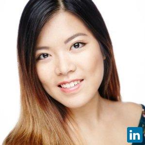 Julia Tang's Profile on Staff Me Up