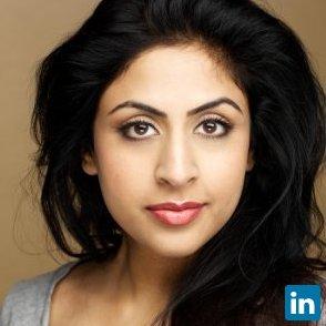Sadha Grace's Profile on Staff Me Up