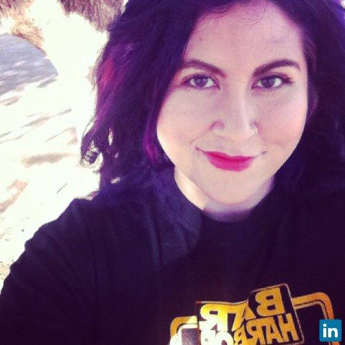 Amanda Herzberg's Profile on Staff Me Up