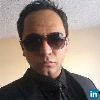 Hamed Dadafshar's Profile on Staff Me Up