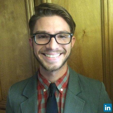 Alex Harman's Profile on Staff Me Up
