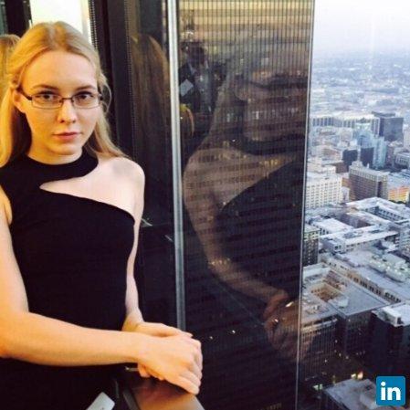 Anna Martynova's Profile on Staff Me Up