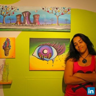 Ursalina Aguilar's Profile on Staff Me Up