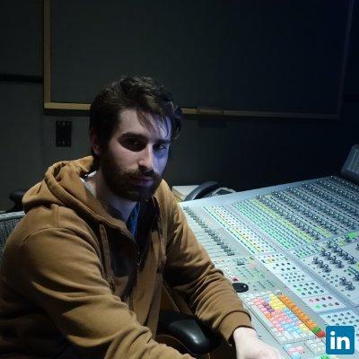 Nathan Bonetto's Profile on Staff Me Up