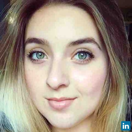 Jenna van der Merwe's Profile on Staff Me Up