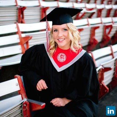 Brittney Hahn's Profile on Staff Me Up