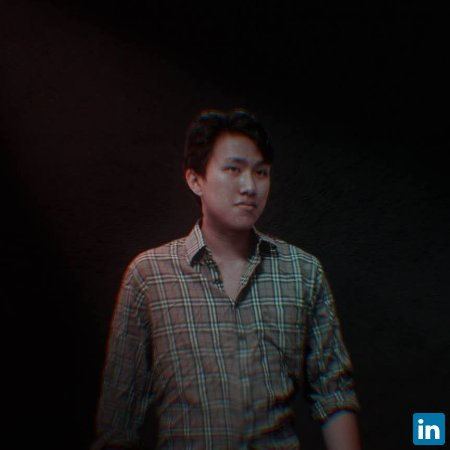 Evan Rianto's Profile on Staff Me Up