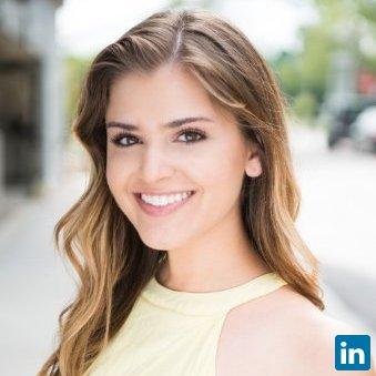 Amanda Tazioli's Profile on Staff Me Up