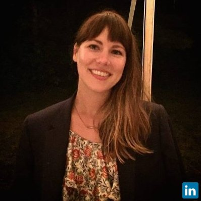 Erin Blake's Profile on Staff Me Up