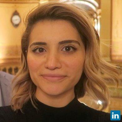 Sara Zayto's Profile on Staff Me Up