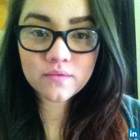 Michelle Vazquez's Profile on Staff Me Up