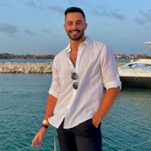 Michael Ragazzo's Profile on Staff Me Up