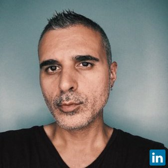 Anthony Silva's Profile on Staff Me Up