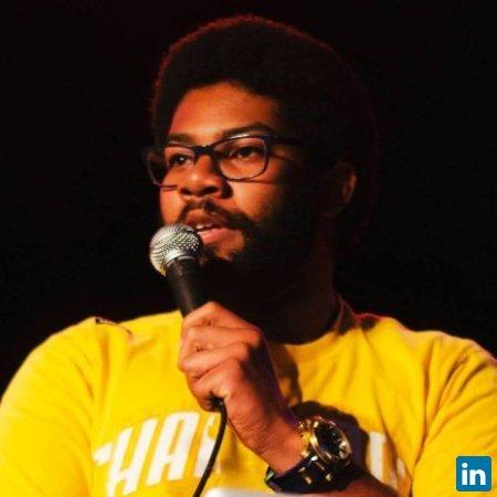Maxwell Dartey Jr.'s Profile on Staff Me Up
