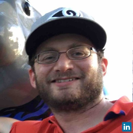 Aaron Fink's Profile on Staff Me Up