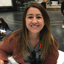 Kelsey Zamora's Profile on Staff Me Up
