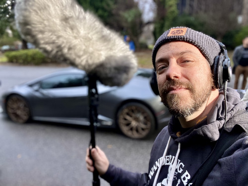 Adam Daughhetee's Profile on Staff Me Up