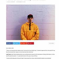 Luke Pamer's Profile on Staff Me Up