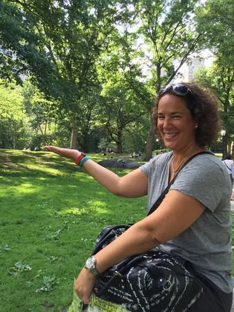 Diana Garelik's Profile on Staff Me Up