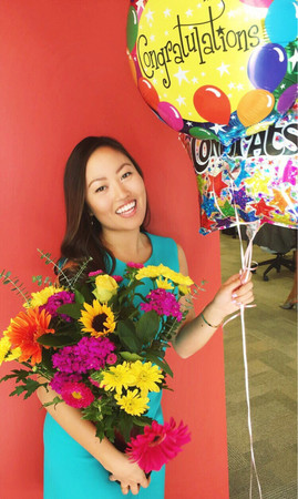 Katie Lin's Profile on Staff Me Up