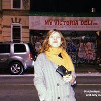 Victoria Pouvreau's Profile on Staff Me Up