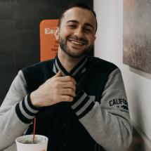 Arkadiy Safarov's Profile on Staff Me Up