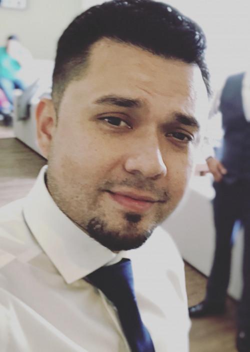 Daniel Gamboa's Profile on Staff Me Up
